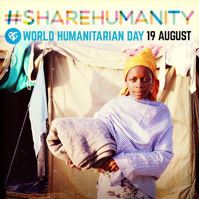 share humanity