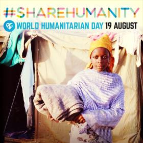 share humanity